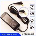 AJEYO 19V 2.37A ноутбук адаптер переменного тока зарядное устройство для Acer Aspire ES1-131 ES1-420 ES1-421 ES1-432 ES1-411 ES1-431 ES1-520 ES1-311