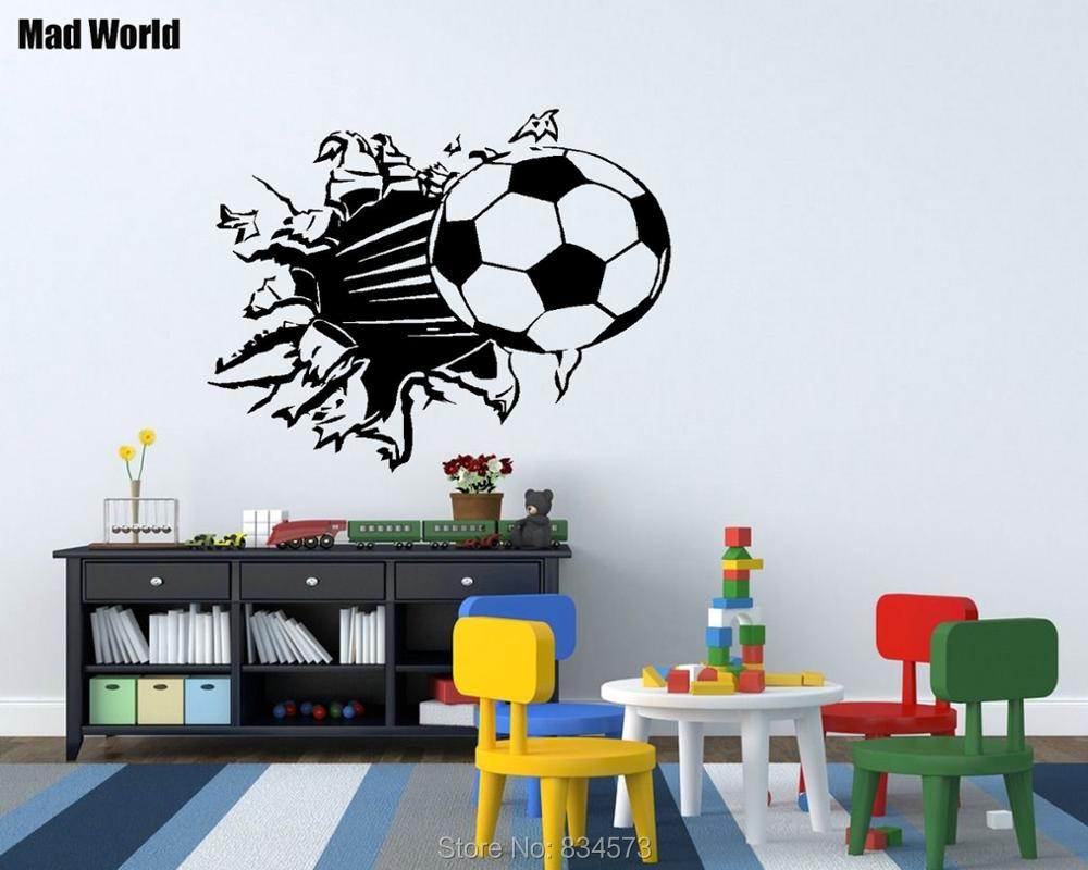 ... Room Decor Wall Stickers 70x55cm. Soccer Ball Football 55 70w 3 Soccer  Ball Football 55 70w 1 ... Part 62