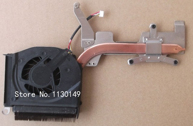 Free shipping 434746-001 for HP DV6000 v6000 series laptop cooling heatsink with fan radiator
