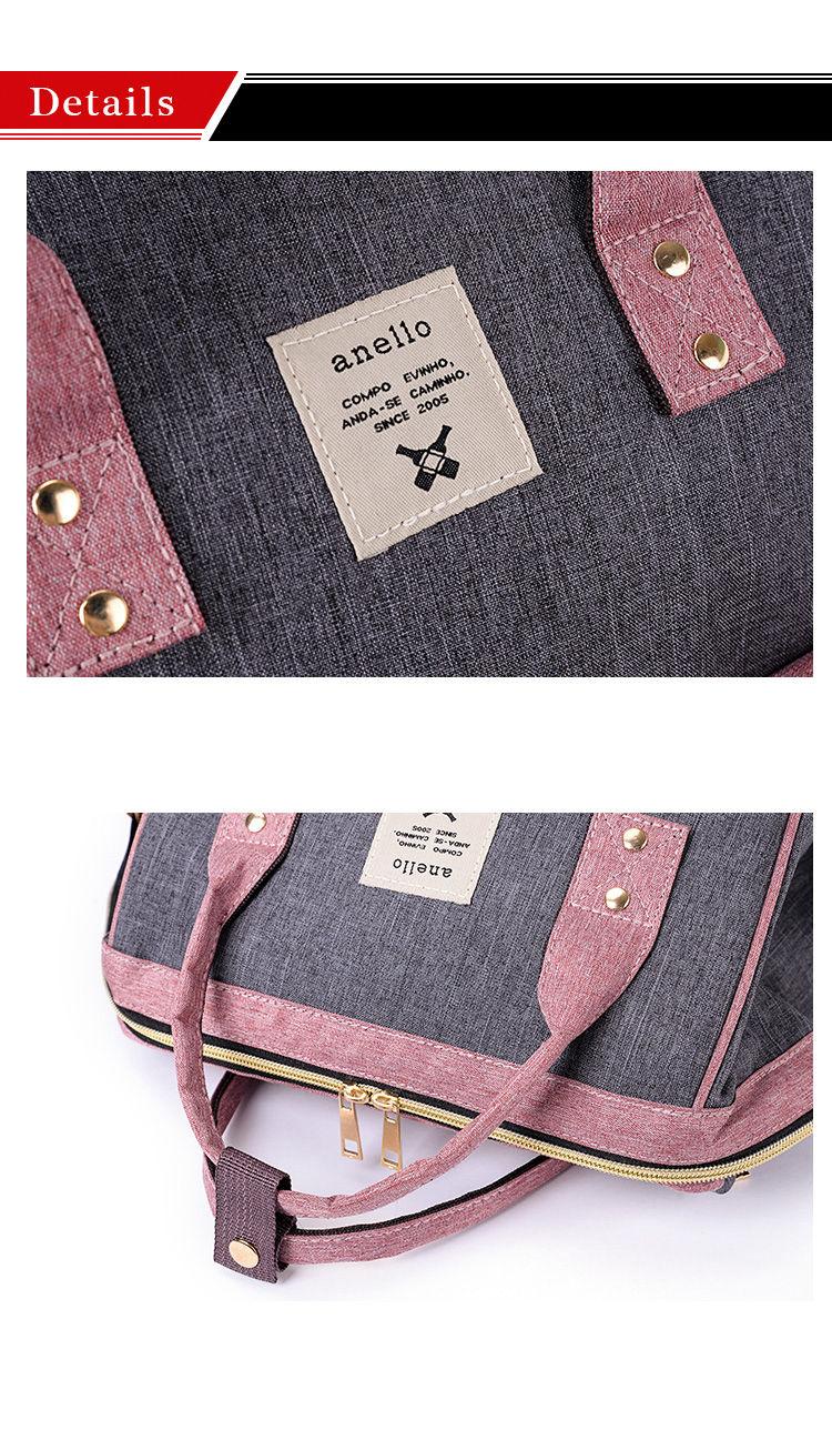 HTB1R3oGPSzqK1RjSZFjq6zlCFXaT 2019 Korean Style oxford Backpack Women plecak na laptopa damski mochila para adolescentes school bags for teenage girls