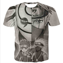 Amazing all-over-print Naruto T-shirts