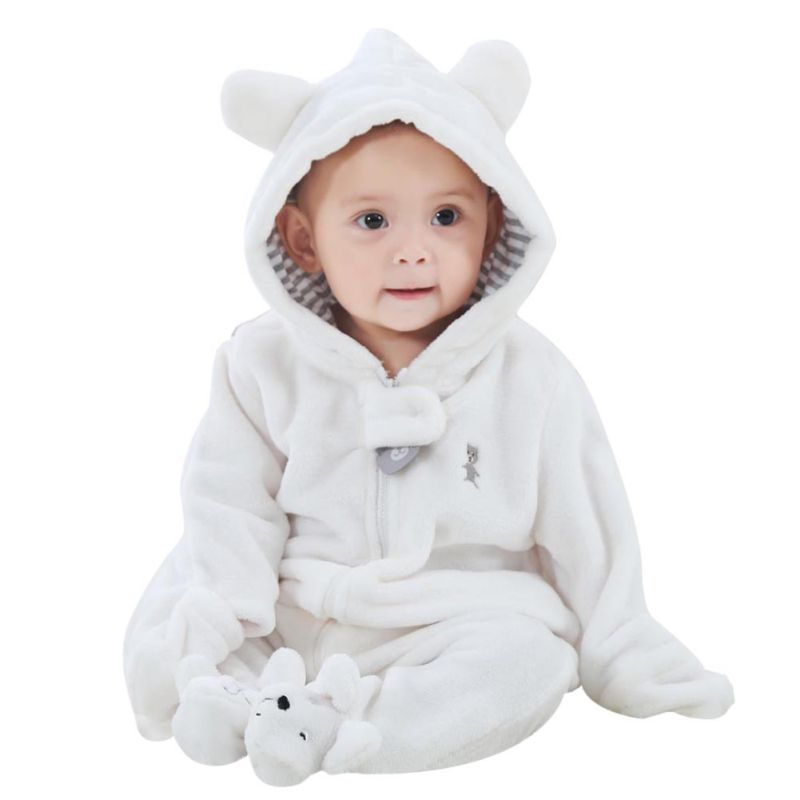 Boys&Girls Long-Sleeved   Rompers   Cartoon Infant Jumpsuit Baby Toddler Clothes Baby Clothes Infant   Rompers