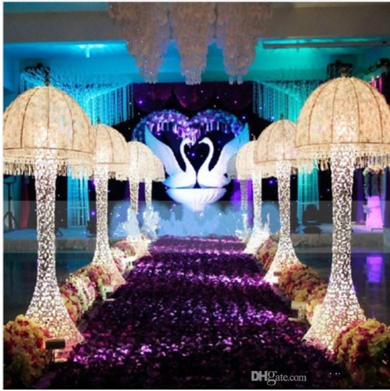 10 Yard Wedding Decoration Home Party Table Skirt Stage Backdrop 3d