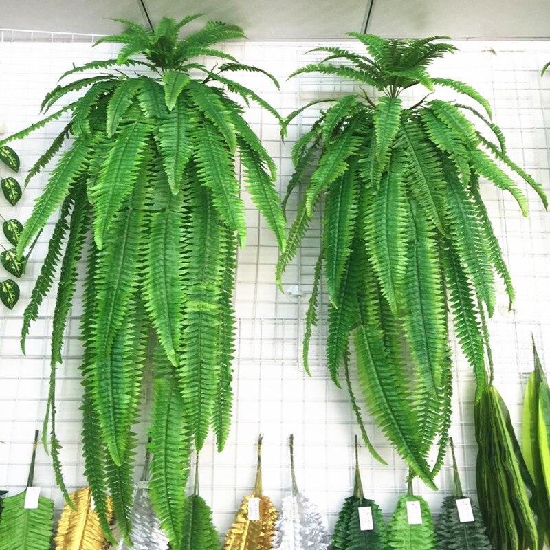 Simulation de vert tenture tissu Persan herbe arbre de fer Jue ...