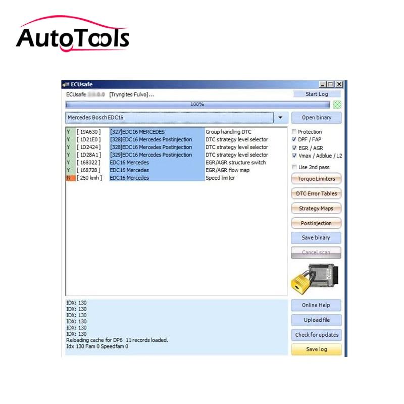 Neueste ECM TITAN mit 26100 Fahrer + ECUSafe 2,0 ECU programmierer für kess v2/ktag auto diagnose-tool software