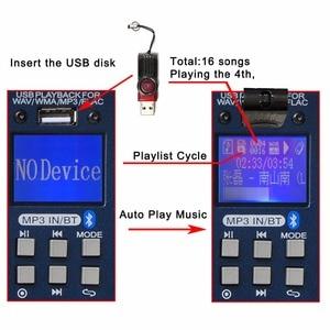 Image 5 - FREEBOSS SMR8 Bluetooth USB Record 8 Channels (4 Mono + 2 Stereo) 16 DSP Effects USB Professional DJ Mixer