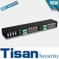 16ch Passif HD Vidéo UTP Émetteur-Récepteur pour cctv systèmes
