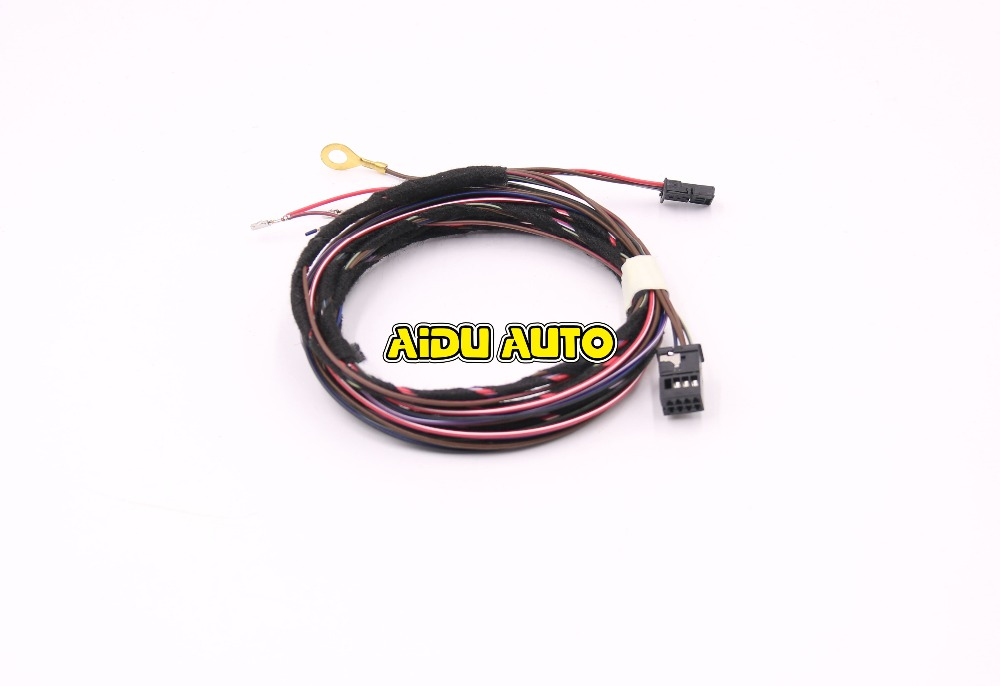 FOR VW Golf 7 Mk7 Rain Wiper Sensor Kit Anti Rear view font b Mirror b how to put wires in a harness sensor diagram wiring diagrams for  at n-0.co