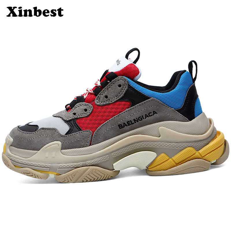 Xinbest 2018 Retro Women Men Running Shoes Woman Man Brand Summer Breathable Women Sport Shoes Outdoor Athletic Womens Sneakers oln woman brand outdoor athletic winter sport shoes for women comfortably women running shoes outdoor jogging womens sneakers