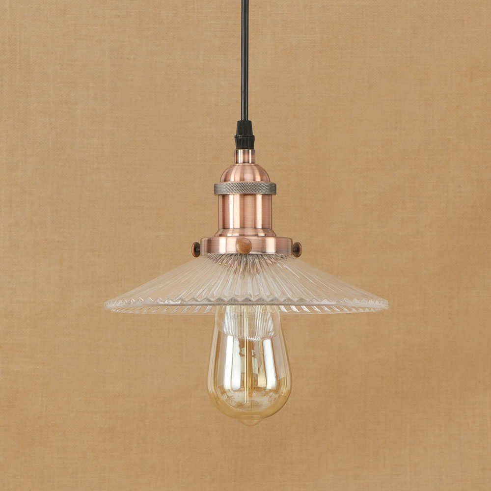 Small Glass Retro Industrial Loft Iron Pendent Light Cafe Restaurant Chandelier Single Head Light Decoration Vintage Simple Lamp the cafe shop vintage clothing store small chandelier bar loft iron chandelier geometry character