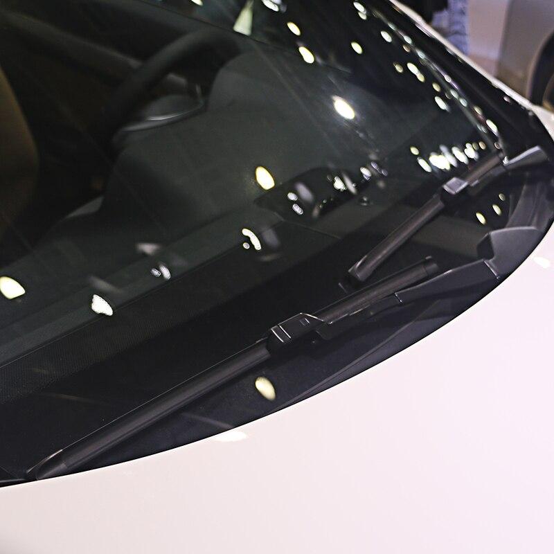 Legua car windscreen Wiper blades for Seat IBIZA 2006 2008 19 quot 21 quot Boneless wiper windshield wiper rubber in Windscreen Wipers from Automobiles amp Motorcycles