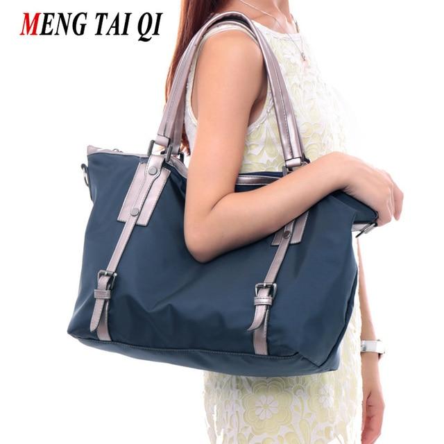 Women Bag 2017 Fashion Messenger Bag Shoulder Bags Waterproof Nylon Women Handbags Design Large Capacity Shopping Bags Vintage 3