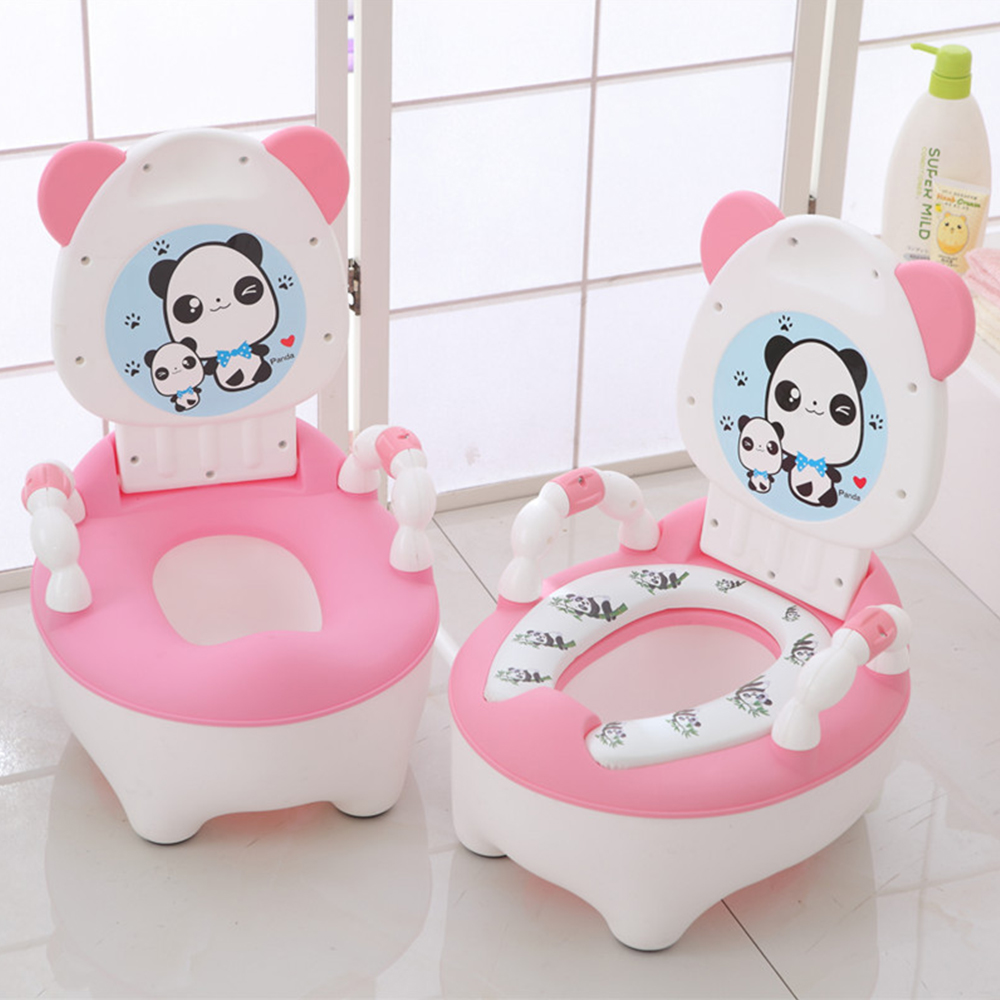 Portable Baby Potty Multifunction Baby Toilet Car Potty Child Pot Training Girls Boy Potty Kids Chair Toilet Seat Children