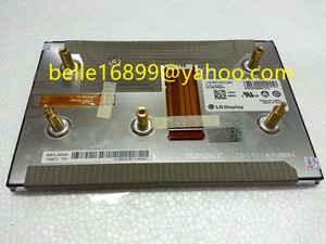 """Image 2 - LA070WV4 (SD) (03) LA070WV4 (SD) (01) LA070WV4 (SD) (02) LA070WV4 (SD) (04) חדש לגמרי 7 """"LCD תצוגה עבור BMW E260 2012 מרצדס על ידי LG"""