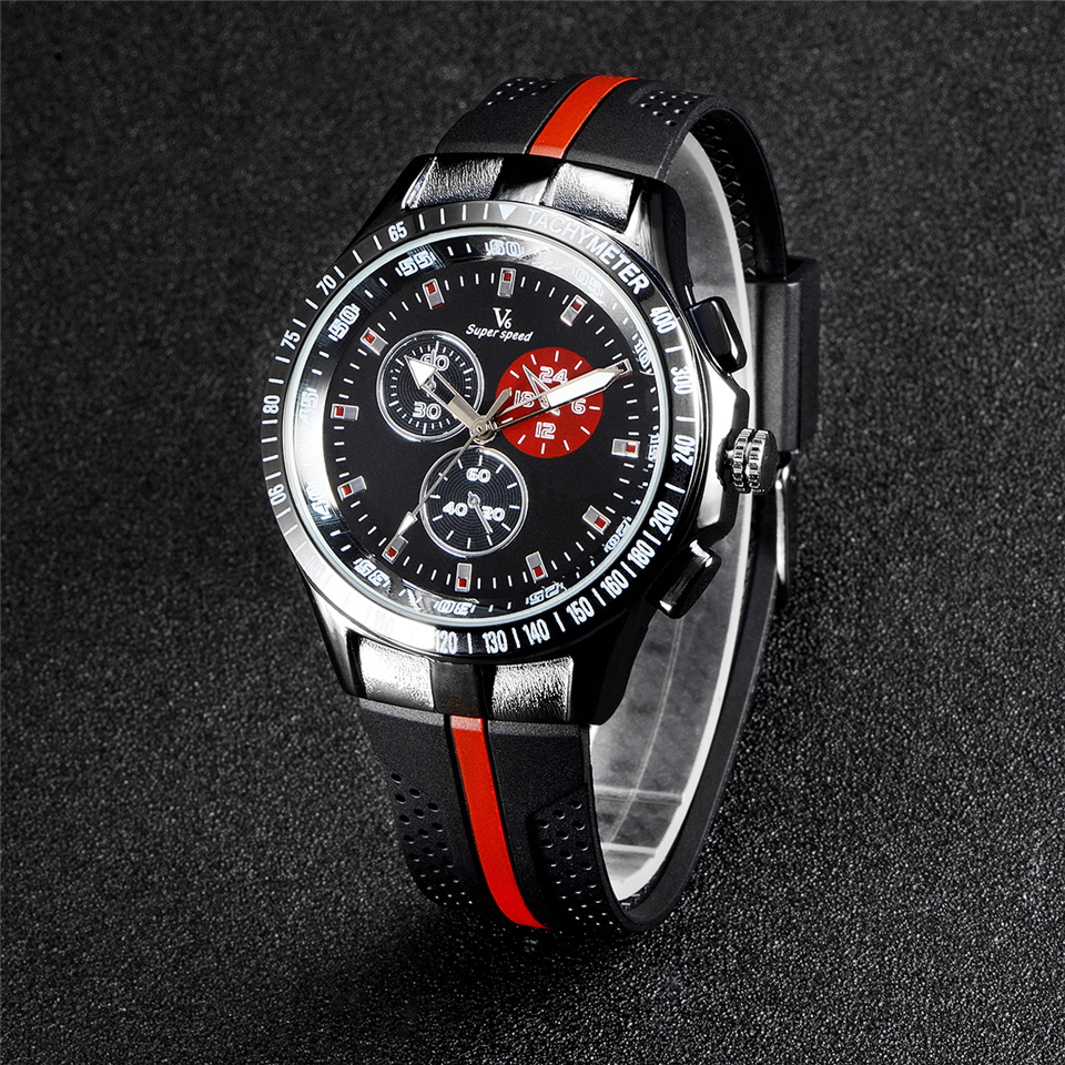 High End Watches >> Men S New Senior Watch 2016 V6 Watch Brand High Quality High End