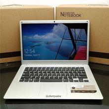 14.1 Inch Ultrabook Computer Intel Atom X5-Z8350 4GB RAM 64GB ROM Windows 10 Laptop with Bluetooth WIFI HDMI 8000mAh battery