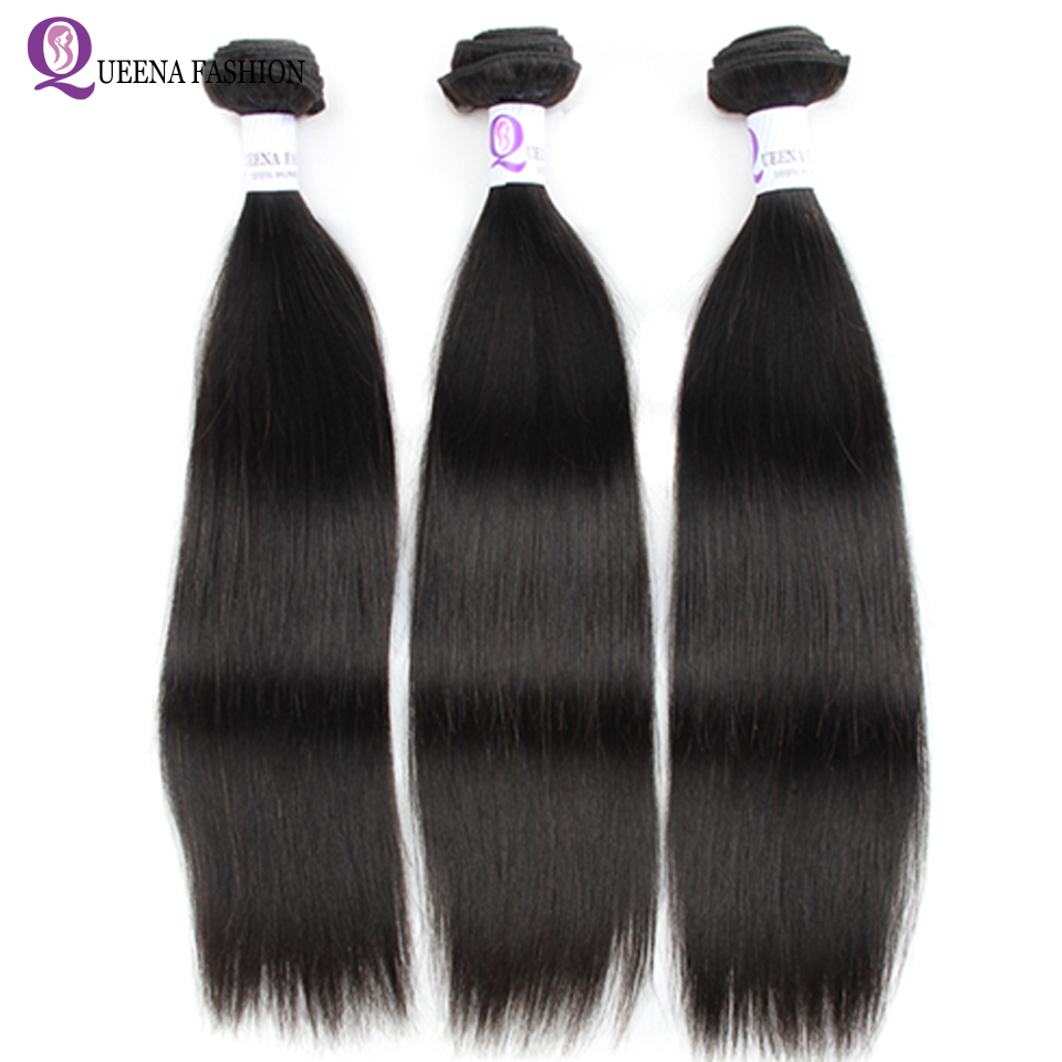 Cambodian Straight Hair Bundles Natural Color 8-28 Inch Non Remy Hair Extensions 100% Human Hair Weaving Can Buy 3 Or 4 Bundles