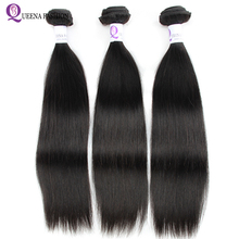 Cambodian Straight Hair Bundles Natural Color 8-28 inch Non Remy Hair
