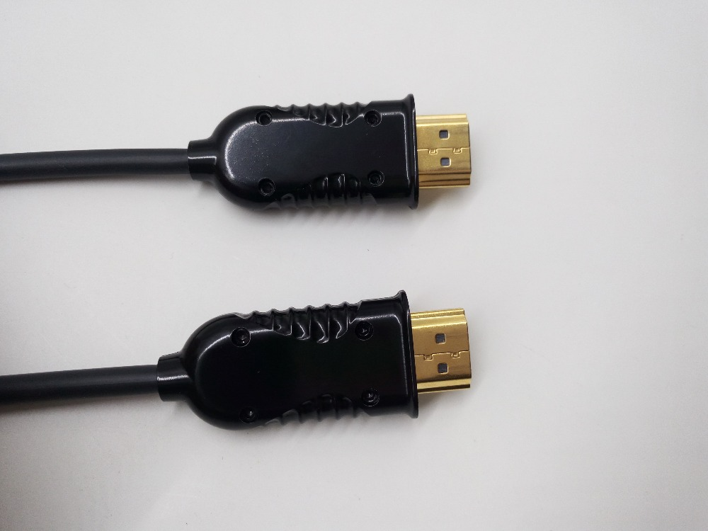 HDMI 2 0 Active Optical Cable support HDR 4K 60Hz EDID HDCP 18Gbps up to 100m length 20m 25m 30m 40m 50m 1080P 3D HDMI Cable in HDMI Cables from Consumer Electronics