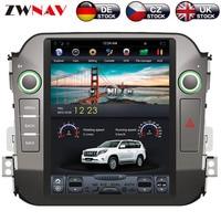 ZWNVA Tesla Style IPS Plus Screen Android 7.1 Car No DVD Player GPS Navigation For Kia Sportage R 2010 2011 2012 2013 2014 2015