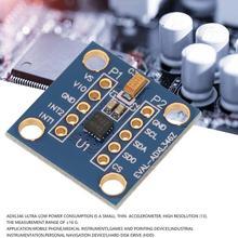 цена на Accelerometer Sensor Module GY-298 ADXL346Z Ultra Low Power Digital Accelerometer Sensor Module Board