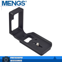 """Mengs d750 l-em forma de prato de liberação rápida 1/4 parafuso para d750 """"mounting (14010009701)"""