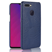 For OPPO F9 Case OPPOF9 Luxury Hard PU Crocodile Skin Cover For OPPO F9 Phone Bag Leather Case for OPPO F9 Back Cover oppof9 mirror flip case for oppo f9 f 9 luxury clear view pu leather cover for oppo f9 smart phone case for oppof9