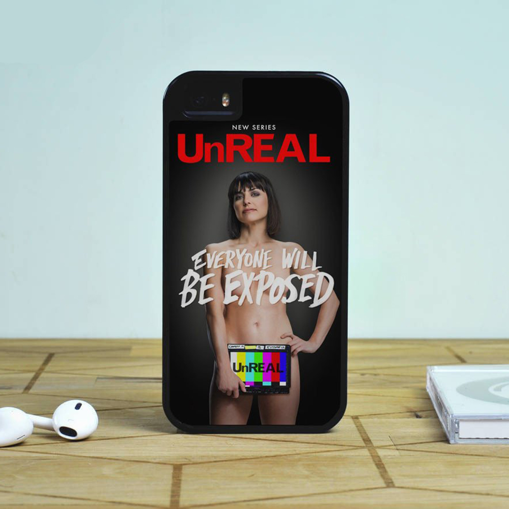 UnReal TV Serie mode handy fall für iphone 4 4 s 5...
