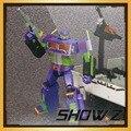 [Mostrar. Z Loja] [Preorder] CK KO TAKA RA Masterpiece MP10 Comboio EVA Modo Evangellion Transformação Figura de ação