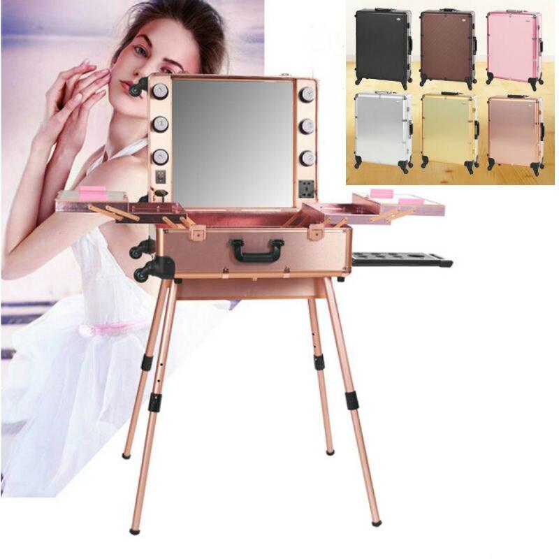 Maquillage artiste bo te promotion achetez des maquillage for Miroir des modes 427