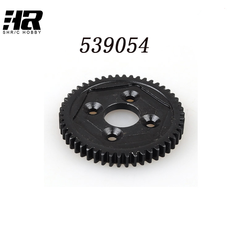 539054 13T 15T 50T Motor gear steel main turning teeth suitable for RC car 1/10 FS Big foot car new steel teeth big gear hot sale rc 1 10th 11184 hsp 1 10 gear differential main gear 64t 11181 motor gear 21t teeth car truck