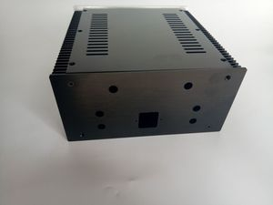 Image 5 - All aluminum power amplifier chassis/ amplifier case , 2412 small armor