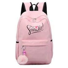 Preppy Style Fashion Women School Bag Brand Travel Backpack For Girls Teenagers Stylish Laptop Bag Rucksack girl schoolbag