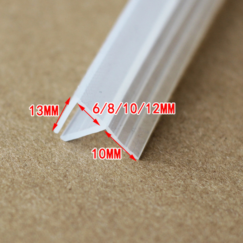 6 8 10 12mm 6 8 10 12mm glass seals frameless shower door window balcony screen