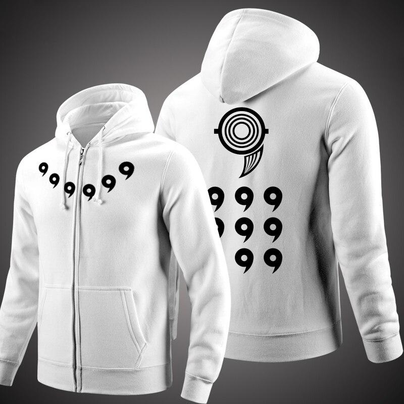 Naruto Hoodies 2016 Anime Ootutuki Hagoromo Rikudo Sennin Cosplay Jas Naruto Jas Winter Mannen Dikke Rits Hoodie Sweatshirts-in Hoodies en sweaters van Mannenkleding op AliExpress - 11.11_Dubbel 11Vrijgezellendag 1