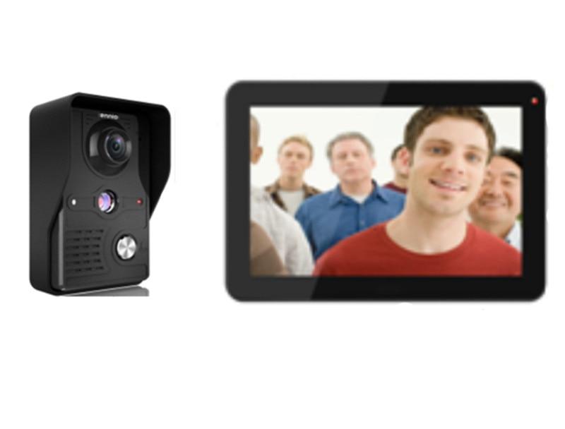 9 Inch Touch Screen Two Way Intercom Video Door Phone 906MK