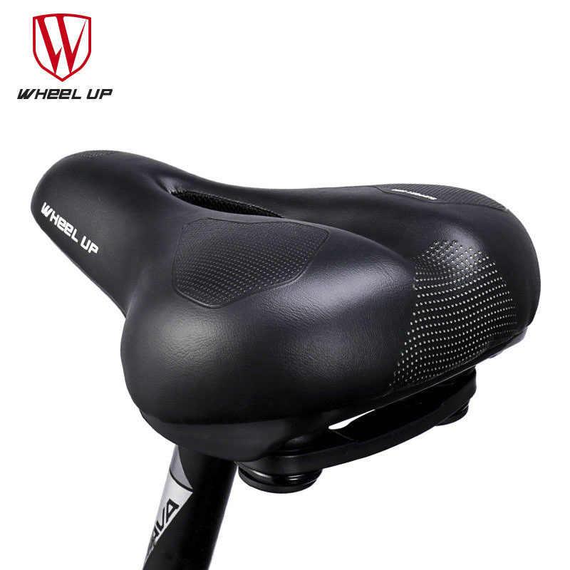 Genişletmek kalınlaşmak bisiklet koltuğu darbeye dayanıklı bisiklet selesi bisiklet aksesuarları Sello Velo rota yol bisiklet ekipmanları dağ bisiklet selesi
