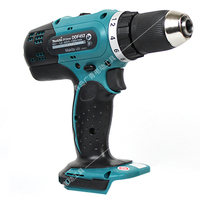 Japan Makita Cordless Drill DDF453 Electric Rechargeable Impact Screwdriver 18V Only Main Body 42/27N.m 1,300 400rpm