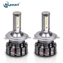 NLpearl 2x 50W H4 Led Headlight Bulb H7 Led H4 H1 H3 H8 H11 Led 9005 HB3 9006 HB4 HIR2 9012 4300K 8000K 6000K Car Light Kits canbus led h7 h4 h11 h1 h3 9005 hb3 9006 hb4 9012 hir2 880 h8 h9 9007 9004 h13 h4 led headlight car bulb light 12v 24v 6500k 2x