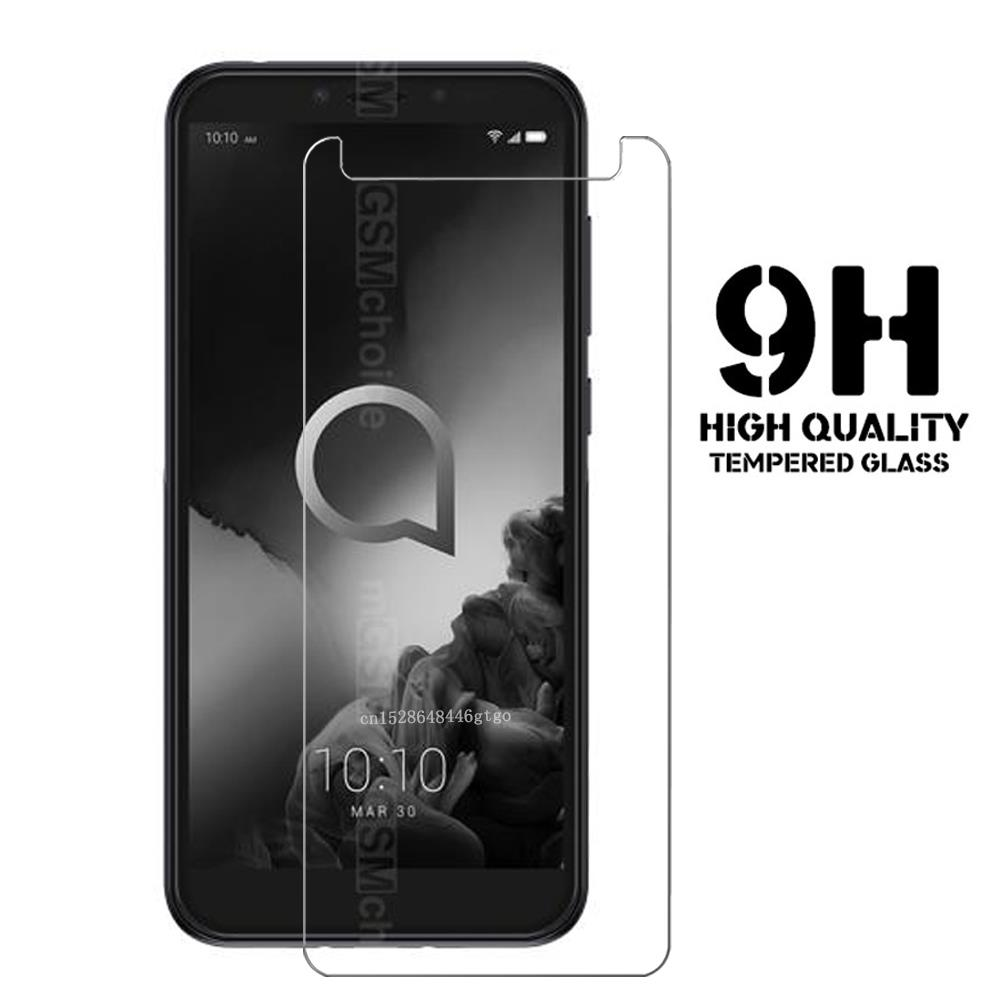 Tempered Glass For Alcatel 1S 2019 Screen Protector 2.5D 9H Premium Tempered Glass For Alcatel 1 S Protective Film