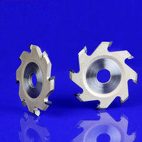 Slot Cutter For Woodworking Aluminum Plate For Spindle Machine 90Deg V Style Thickness 8 0mm 8