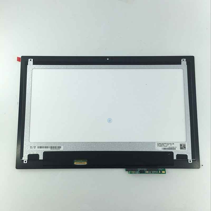 13.3 inch LP133WH2 (SP)(B1) (1366*768) LCD Display + Touch Screen Digitizer assembly replacement For Dell 7348 7347 13 3 lcd screen for lg lp133wh2 spb1 lp133wh2 sp b1 laptop spb1 13 7347 touch assembly