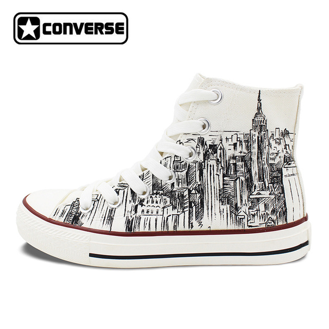 converse blanche new york