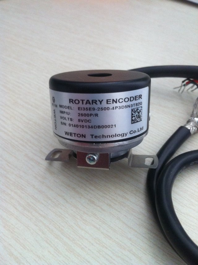 Kymmene servo dedicated encoder E135E9-2500-4P3D5N3TS2Q ts5312 n616 2000c t bender dedicated encoder