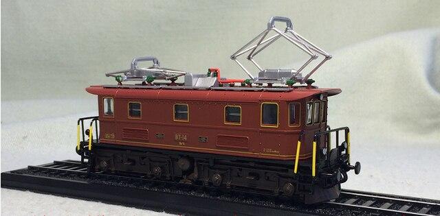 АТЛАС 1: 87 и в 4/4 годах NR.14 (1931) модели железнодорожного пути, Статическая модель поезда Избранные Модели