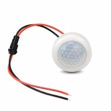 IR Infrared Human Body Induction PIR Sensor Switch 220V 50HZ Light Control Ceiling Motion Sensor Detector for LED Lamp