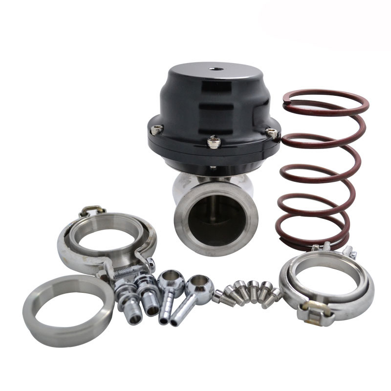 все цены на SPEEDWOW Universal 44mm V Band External Wastegate Kit 8.7 PSI Turbo Wastegate With V Band Flange High Performance