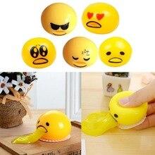 Vomiting Egg Anti Stress Toy