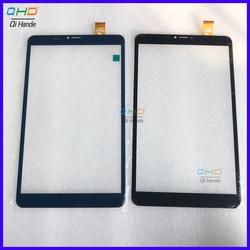 2.5D nowy ekran dotykowy dla 10.1 Cal XC PG1010 122 A1 Tablet ekran dotykowy Panel pojemnościowy pisma Digitizer czujnik Ekrany LCD i panele do tabletów    -
