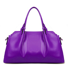 ออกแบบหนังแท้กระเป๋าถือระดับไฮเอนด์ของผู้หญิงที่มีคุณภาพกระเป๋าสะพายกระเป๋าลำลองแฟชั่นหญิงยอดจับถุง